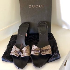 07848fc3804e Women s Gucci Slide Sandals on Poshmark